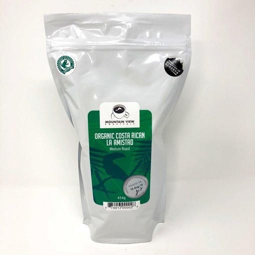 Picture of Coffee - Organic Costa Rican La Amistad - 454 g