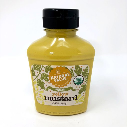 Picture of Yellow Mustard - 255 g