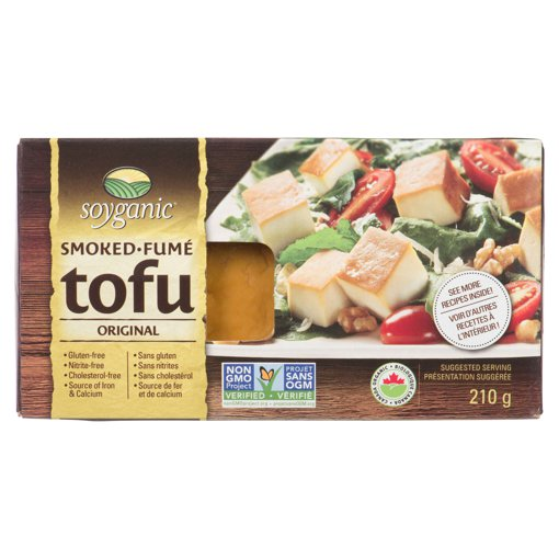 Picture of Smoked Tofu