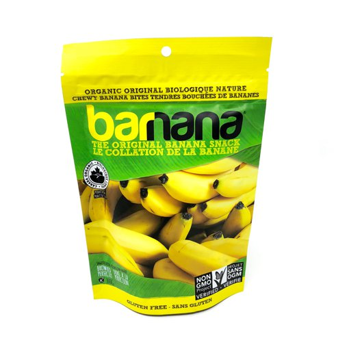 Picture of Chewy Banana Bites - Original - 100 g