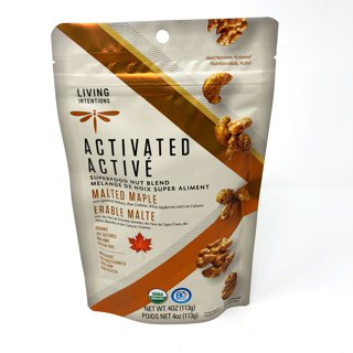Picture of Activated Superfood Nut Blend - Malted Maple - 113 g