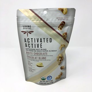 Picture of Activated Superfood Nut Blend - White Chocolate - 113 g