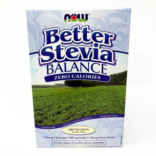 Picture of Better Stevia Balance Packets - 100 count