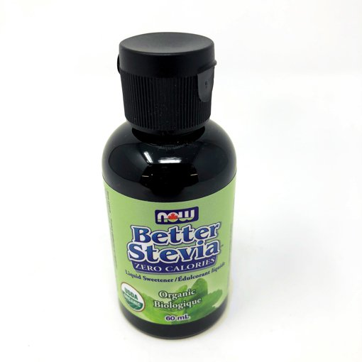 Picture of Better Stevia Liquid Sweetener Alcohol-Free - 60 ml
