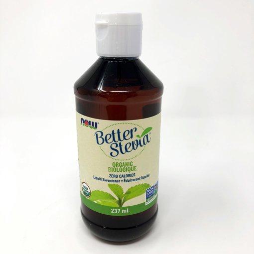 Picture of Better Stevia Organic Liquid Sweetener