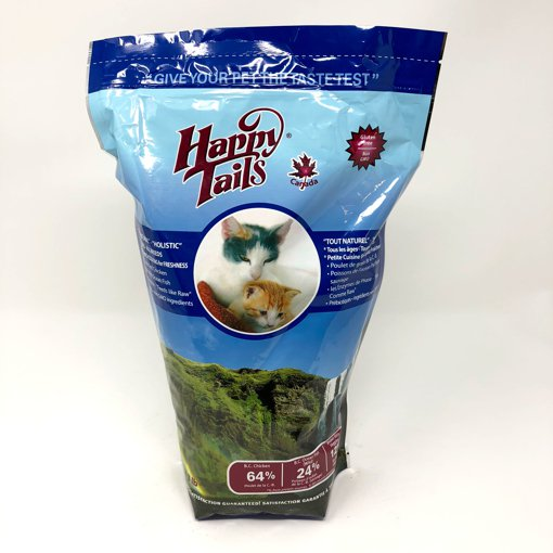 Picture of All Natural Cat Food - 3.2 kg