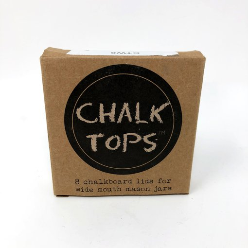 Picture of Chalk Tops - 8 count