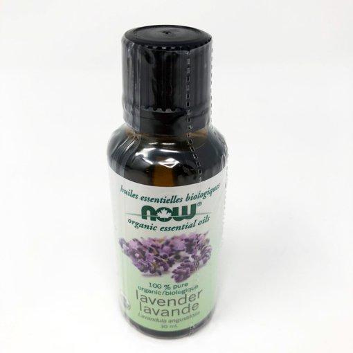 Picture of Lavender Oil, Organic - 30 ml