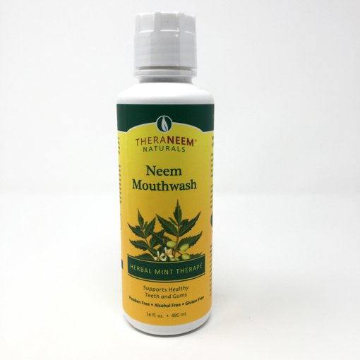 Picture of Mouthwash - Herbal Mint Therape - 480 ml