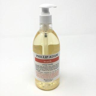 Picture of Body Wash - Orange Vanilla - 400 ml