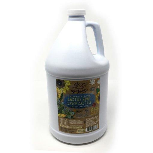 Picture of Castile Soap - Frosty Mint - 3.78 L
