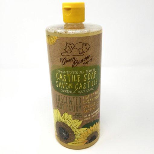 Picture of Castile Soap - Unscented - 1 L