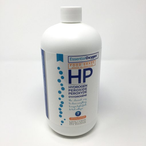 Picture of Food Grade Hydrogen Peroxide 3% - 946 ml