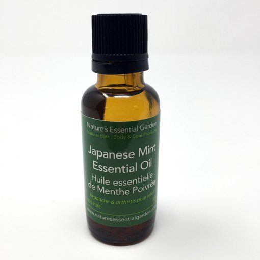 Picture of Japanese Mint Oil