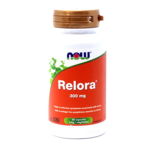 Picture of Relora - 300 mg - 60 veggie capsules