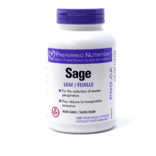 Picture of Sage Leaf - 120 veggie capsules
