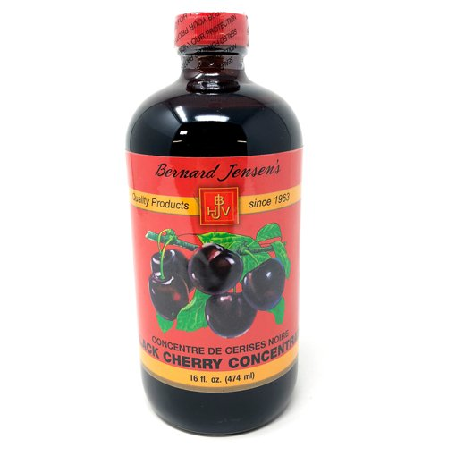 Picture of Black Cherry Concentrate - 474 ml