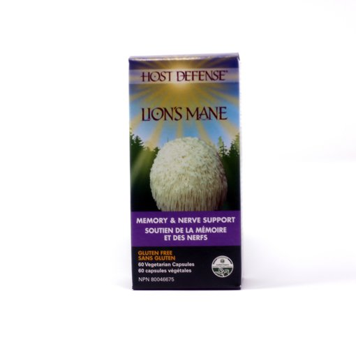 Picture of Lion's Mane - 60 veggie capsules