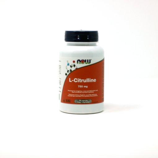 Picture of L-Citrulline - 750 mg - 90 veggie capsules