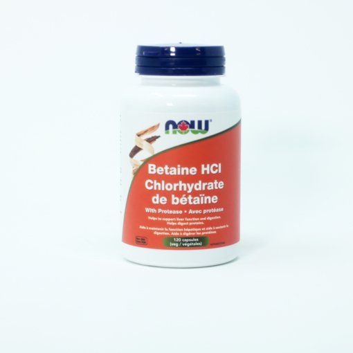 Picture of Betaine HCI - 120 capsules