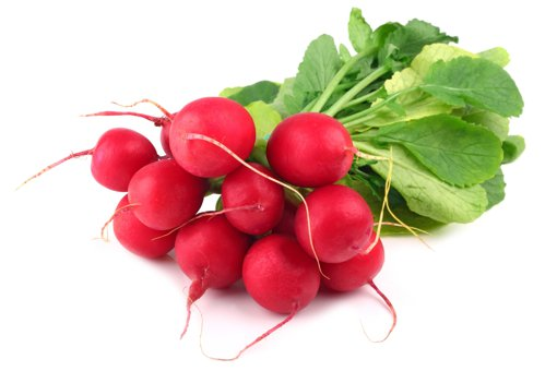 Picture of Red/Purple Radish Bunch - 1 each