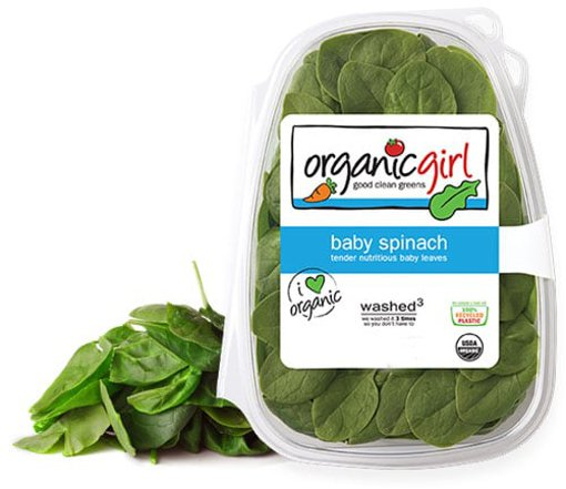 Picture of Baby Spinach Salad - 142 g