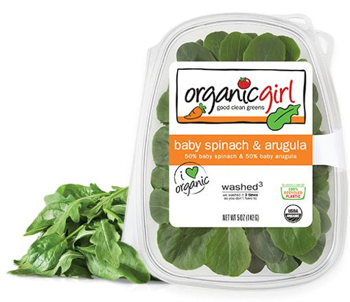 Picture of Baby Spinach & Arugula Salad - 142 g
