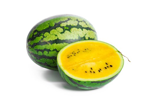Picture of Yellow Watermelons - per kg