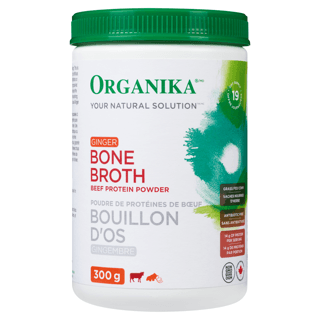 Picture of Bone Broth Beef Protein - Ginger - 300 g