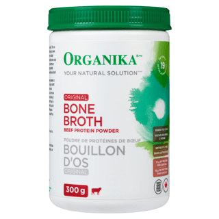 Picture of Bone Broth Beef Protein - Original - 300 g