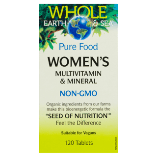 Picture of Multivitamin and Mineral - Women's - 120 tablets