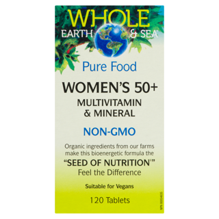 Picture of Multivitamin and Mineral - Women's 50+ - 120 tablets