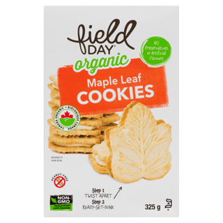 Picture of Cookies - Maple Leaf - 325 g