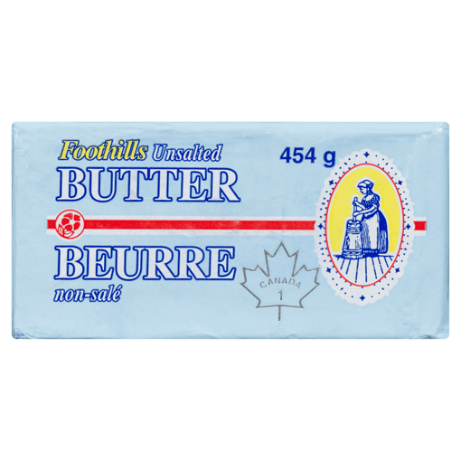 Picture of Butter - Unsalted - 454 g