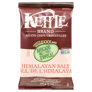 Picture of Avocado Oil Potato Chips - Himalayan Salt - 170 g