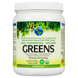 Picture of Fermented Organic Greens - Unflavoured - 390 g