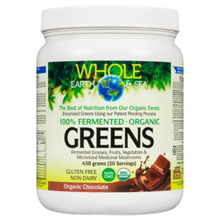 Picture of Fermented Organic Greens - Chocolate - 438 g
