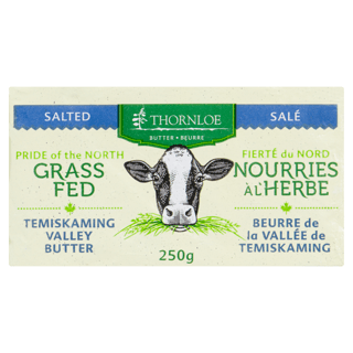 Picture of Grass Fed Butter - Salted - 250 g