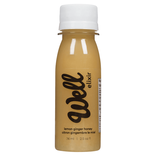 Picture of Cold Pressed Juices - Well Elixir - 74 ml