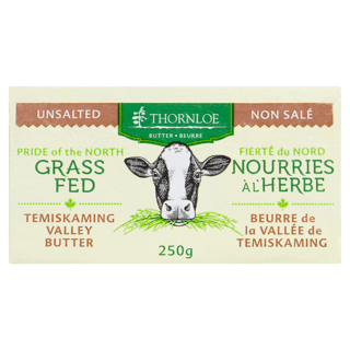 Picture of Grass Fed Butter - Unsalted - 250 g