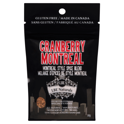 Picture of Spice Blend - Cranberry Montreal - 30 g