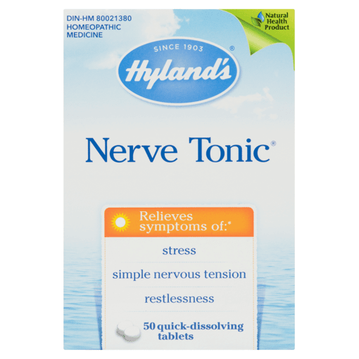 Picture of Nerve Tonic - 50 tablets