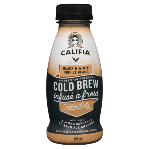 Picture of Cold Brew Coffee - Black & White - 295 ml