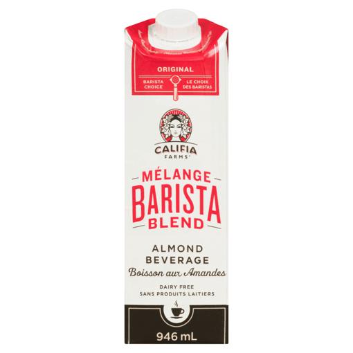 Picture of Almondmilk - Barista Blend - 946 ml