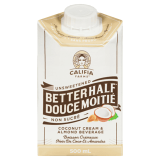 Picture of Better Half - Unsweetened - 500 ml