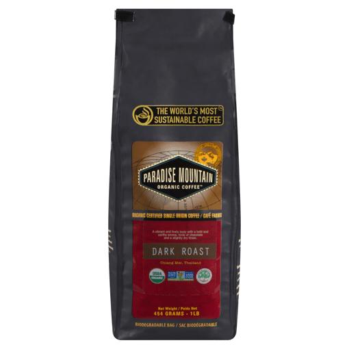 Picture of Coffee - Dark Roast - 454 g