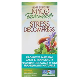 Picture of MycoBotanicals - Stress Decompress - 60 veggie capsules