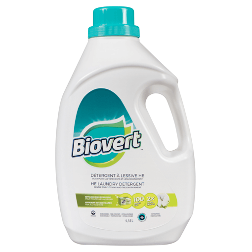 Picture of Laundry Detergent - Fresh Cotton - 4.43 L