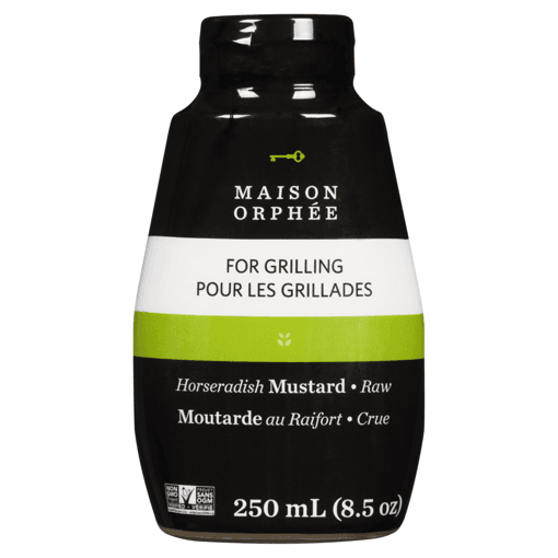 Picture of Mustard Squeeze - Horseradish - 250 ml