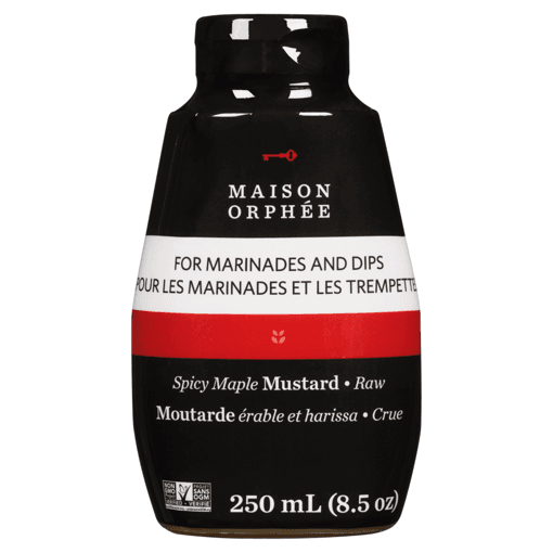 Picture of Mustard Squeeze - Spicy Maple - 250 ml